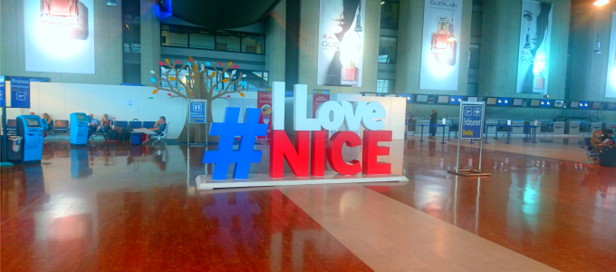 Airport Hashtag