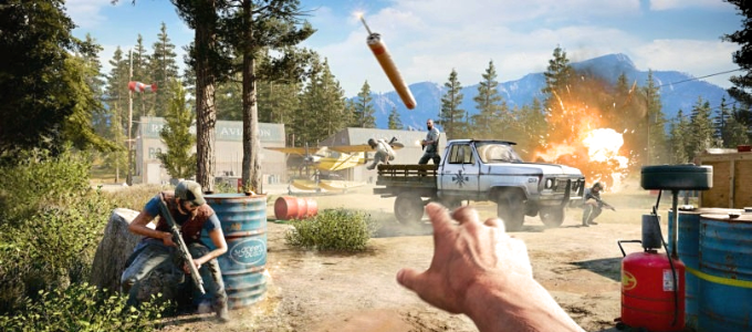 Far Cry 5 Bann